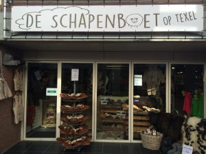 De Schapenboet op Texel