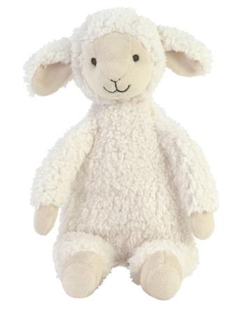 knuffel lam Leo, knuffelbeest lam Leo, knuffeldier lam Leo, knuffel lamb Leo
