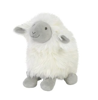 Knuffel schaap Sepp, knuffeldier Sepp, knuffelbeest Sepp, speelgoedschaap Sepp
