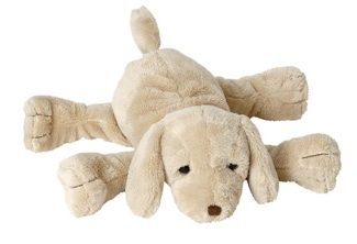 knuffel hond Herald beige 38cm Happy Horse Texelse Schapenboet