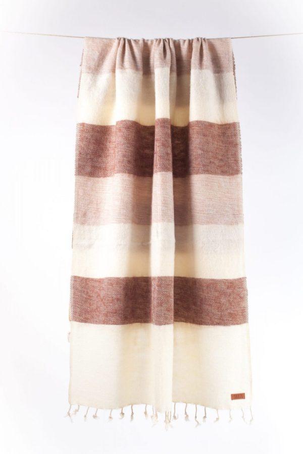 Puur Nepal sjaal-omslagdoek