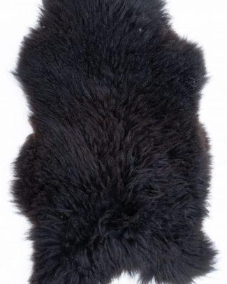 Schapenvacht bruin zwart 15 Texelse Schapenboet