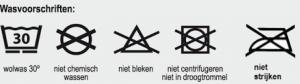 wassymbolen wolwas Texelse Schapenboet