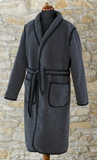 Texelse Schapenboet schapenwollen ochtendjas-badjas